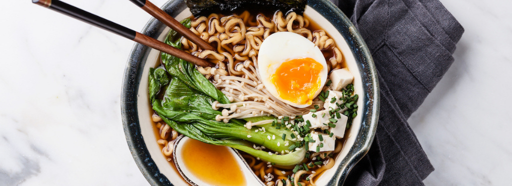Ramen, soba, udon: alla scoperta della pasta giapponese che ha conquistato tutti
