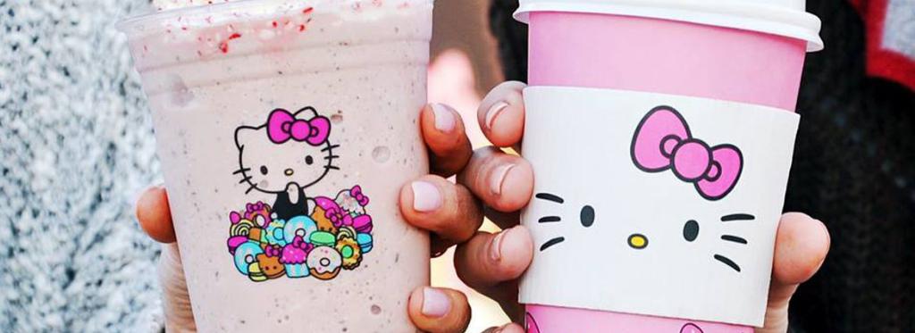 Hello Kitty Cafe: cappuccini, dolcetti e torte a tema, vogliamo saperne di più