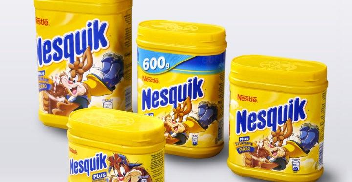 Svolta ecologica per il Nesquik, addio alla confezione gialla? Succederà davvero?