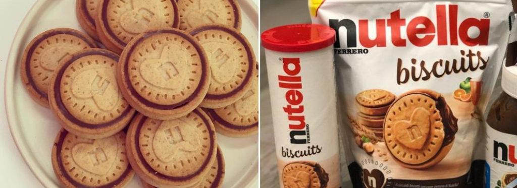 Sono arrivati i biscotti Nutella: promessa mantenuta, dobbiamo assaggiarli