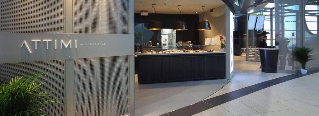 Heinz Beck inaugura Attimi: mangiare stellato a Fiumicino tra un viaggio e l'altro
