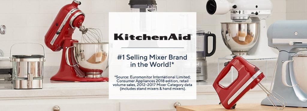 100 anni di Kitchen Aid: compleanno con limited edition e tantissimi auguri da tutti noi