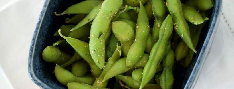 Edamame: quando i fagioli di soia rappresentano un superfood