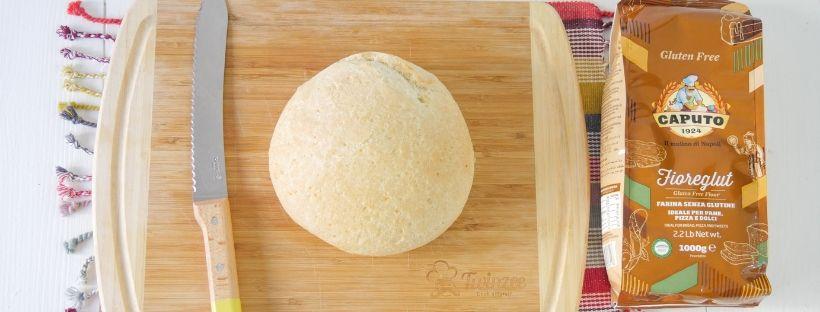 Pane alle patate senza glutine