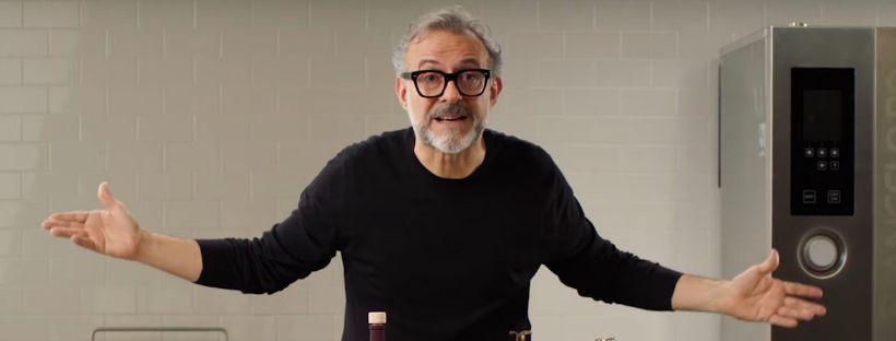 Corso di cucina online: arriva la Masterclass di Massimo Bottura ecco cosa dobbiamo sapere