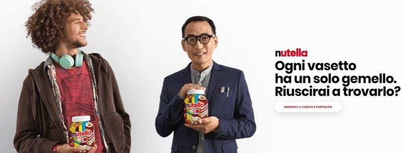 Nutella lancia l'edizione limitata con il vasetto gemello: si apre la caccia al tesoro