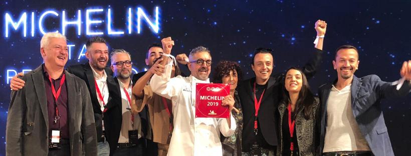 Finalmente è pronta: la Guida Michelin 2020 che aspettavamo