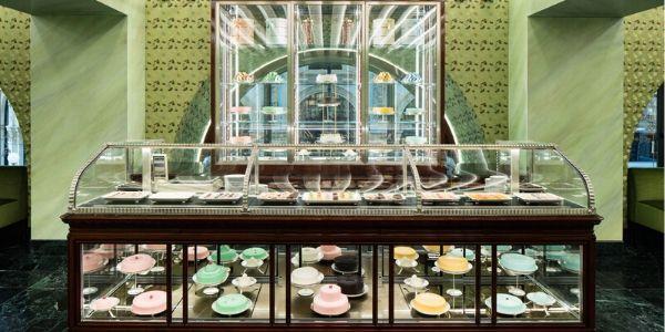 Griffe famose e ristoranti, un trend che fa tendenza da Milano a Parigi