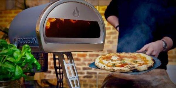 Roccbox: il forno per la pizza da terrazzo che vi ha fatto innamorare