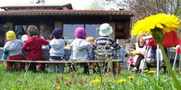 Agrinido, agriasilo e molto altro: i bimbi vanno matti per la natura