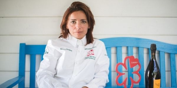 E' Marianna Vitale la chef donna 2020 per la guida Michelin