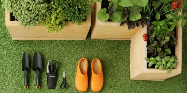 Orto sul balcone: antistress, utile e very green