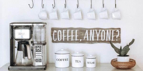 Angolo caffè in casa: un sogno davvero facile da realizzare