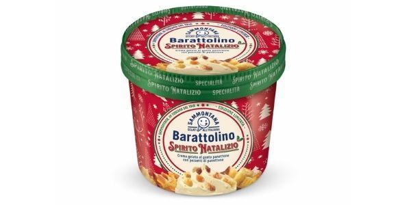 Una limited edition speciale: Sammontana realizza il gelato al panettone