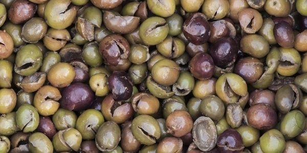 Olive ammaccate: deliziosa ricchezza del Cilento