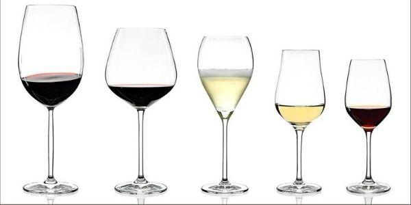 Guida alla scelta dei calici di vino: scopriamoli tutti