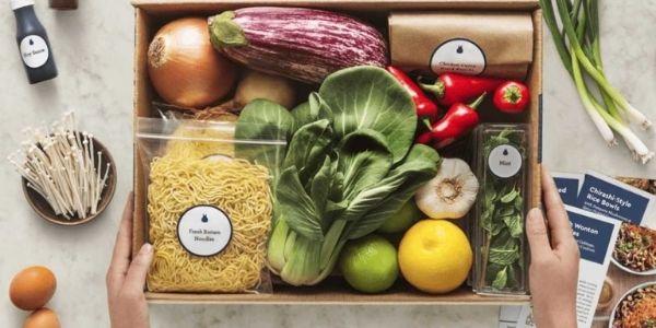 Si chiama MEAL KIT ed è il trend del momento: finire i pasti di grandi chef a casa