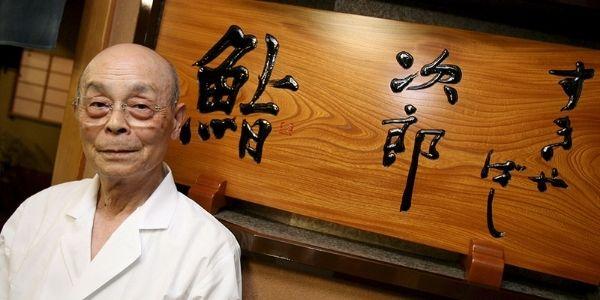 Jiro ono: a 95 anni fa il sushi più buono del mondo