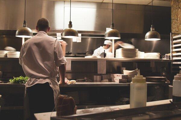 chef lavoro