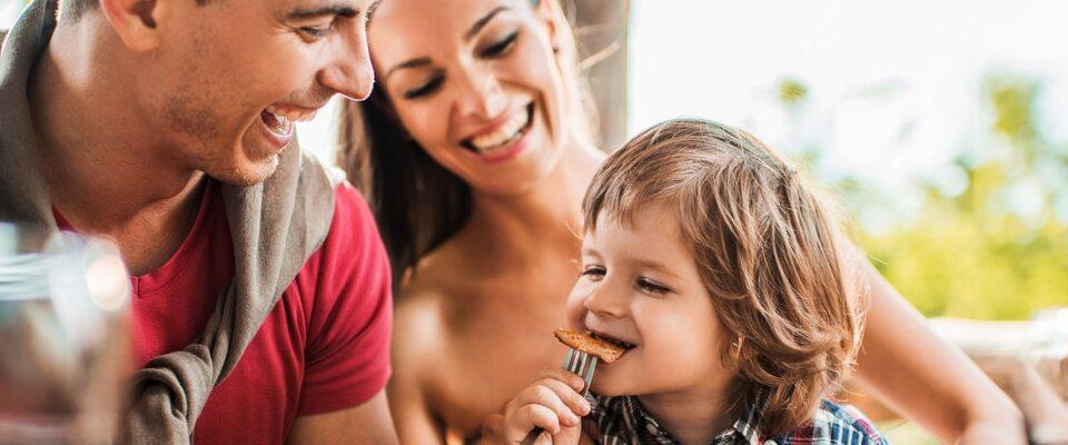 Bambini al ristorante: idee e consigli per i genitori più disperati