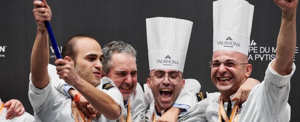 Italia Campione del Mondo di Pasticceria 2021: che dolce vittoria!