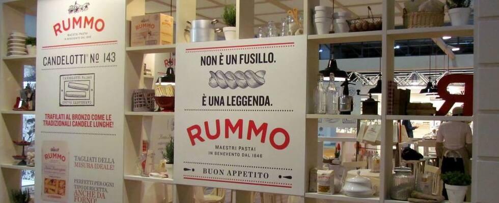 Pasta Rummo: la storia di un pastificio di eccellenza