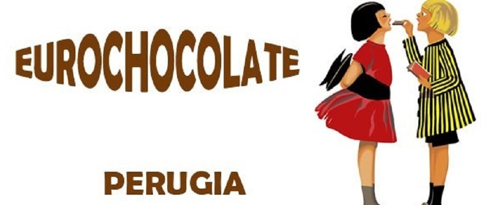 Eurochocolate Perugia 2021: finalmente ritorna la fiera del cioccolato più famosa!