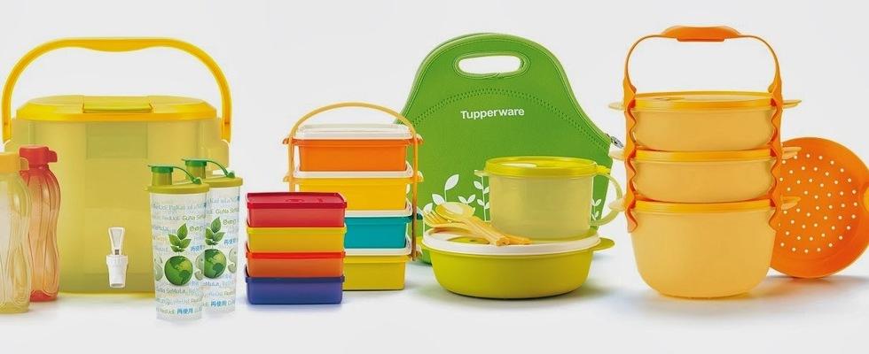Tupperware: una garanzia di successo in cucina da oltre 60 anni